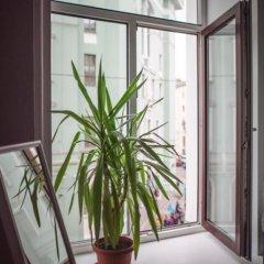 Хостел Bliss Стандартный семейный номер с двуспальной кроватью (общая ванная комната) фото 15