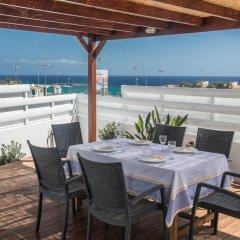 Отель Narcissos Bay View Villa Кипр, Протарас - отзывы, цены и фото номеров - забронировать отель Narcissos Bay View Villa онлайн питание