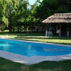 Отель Chalet Finca Nim Сан-Рафаэль бассейн фото 2