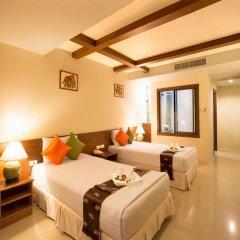 Отель Coconut Village Resort 4* Номер Делюкс с двуспальной кроватью