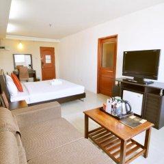 Отель Centric Place 4* Улучшенный номер