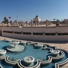 Отель Riad Marlinea парковка