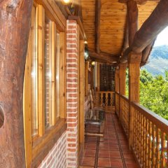 Отель Posada Peñas Arriba Камалено балкон