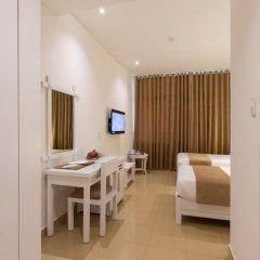 Alba Hotel 3* Улучшенный номер с различными типами кроватей фото 13