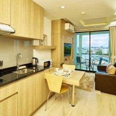 Отель The Chezz Central Condo By Mypattayastay Паттайя в номере фото 2