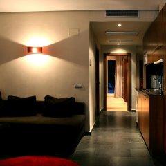 Отель Apartosuites Jardines de Sabatini 3* Студия с различными типами кроватей
