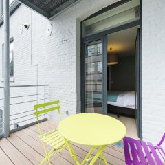 Отель Smartflats Design - Cathédrale 3* Апартаменты с различными типами кроватей фото 8