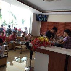Tuan Chau Marina Hotel гостиничный бар