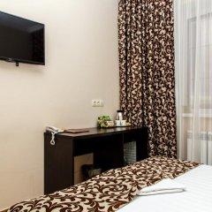 Гостиница Мартон Череповецкая Улучшенный номер двуспальная кровать фото 4