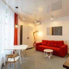 Гостиница Partner Guest House Klovskyi 3* Апартаменты с различными типами кроватей фото 29