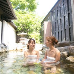 Отель Nagominoyado Mutsuki Беппу бассейн