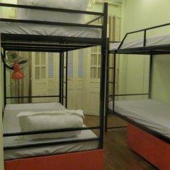 Hanoi Massive Hostel Кровать в общем номере с двухъярусной кроватью фото 10