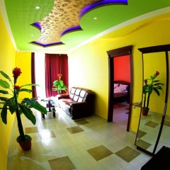 Sochi Palace Hotel 4* Люкс повышенной комфортности с двуспальной кроватью фото 6