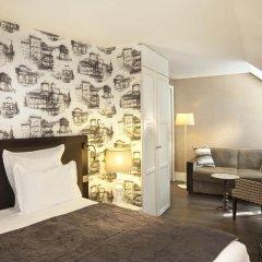 Hotel La Villa Saint Germain Des Prés 4* Улучшенный номер с различными типами кроватей фото 3