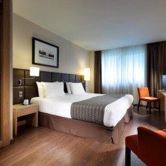 Отель Eurostars Lucentum 4* Стандартный номер с двуспальной кроватью
