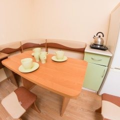 Гостевой Дом Spirit House 2* Стандартный семейный номер с двуспальной кроватью (общая ванная комната) фото 12