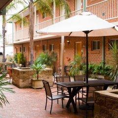 Отель Central Yarrawonga Motor Inn 3* Стандартный номер с различными типами кроватей фото 4
