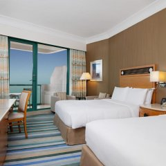 Отель Hilton Dubai Jumeirah 5* Представительский номер с различными типами кроватей фото 3