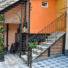 Апартаменты Apartment at Grigola Handzeteli Студия с различными типами кроватей фото 17