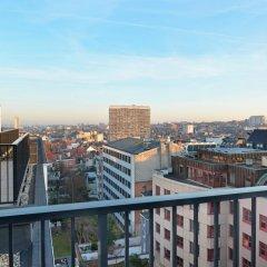 Отель Courtyard by Marriott Brussels EU 4* Люкс с различными типами кроватей фото 3
