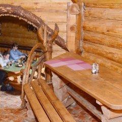 Отель Zarinok Поляна питание