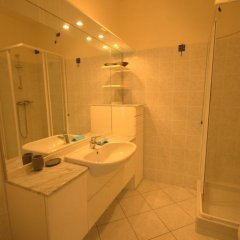 Отель Cielo D'Italia Вербания ванная