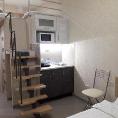 Мини-отель Фермата 2* Семейная студия с разными типами кроватей фото 9