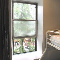 HighRoad Hostel DC Стандартный номер с двуспальной кроватью (общая ванная комната) фото 6