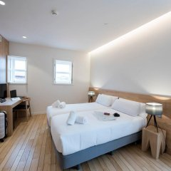 Отель Bluesock Hostels Porto комната для гостей фото 4