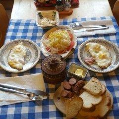 Отель Camping Harenda Pokoje Gościnne i Domki Закопане питание фото 2
