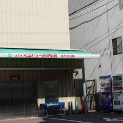 Отель Belleview Nagasaki Dejima Нагасаки парковка