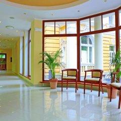 Spa Hotel Svoboda интерьер отеля