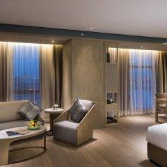 Отель Novotel Shanghai Clover 4* Полулюкс с различными типами кроватей фото 4
