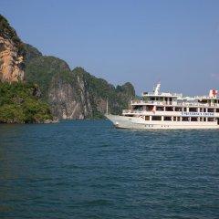 Отель Halong Silversea Cruise 3* Номер категории Премиум с различными типами кроватей фото 4