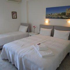 Hotel Milos 3* Улучшенный номер с различными типами кроватей фото 4
