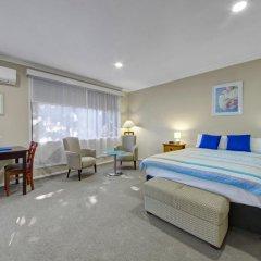 Отель Bendigo Central Deborah 3* Люкс повышенной комфортности с различными типами кроватей фото 3