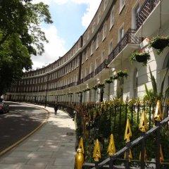 Апартаменты Studios 2 Let Serviced Apartments - Cartwright Gardens парковка