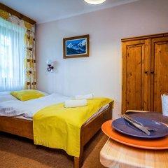 Отель Aparthotel Pod Nosalem Закопане комната для гостей фото 2