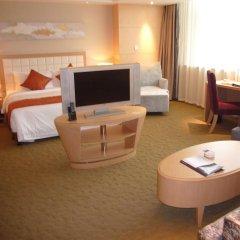 Grand Metropark Hotel Suzhou 4* Улучшенный люкс с различными типами кроватей