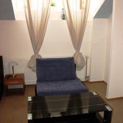 Hotel Koruna 3* Улучшенный номер с различными типами кроватей фото 4