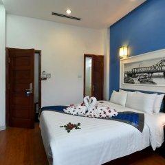 Nova Hotel 3* Номер Делюкс с двуспальной кроватью фото 3