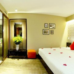 Oriental Suite Hotel & Spa 4* Номер Делюкс разные типы кроватей фото 6