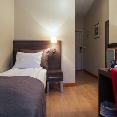 Отель Karl Johan Hotell 3* Стандартный номер с различными типами кроватей фото 3