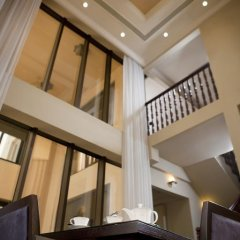 Отель Arjaan by Rotana Dubai Media City Апартаменты Classic с различными типами кроватей фото 4