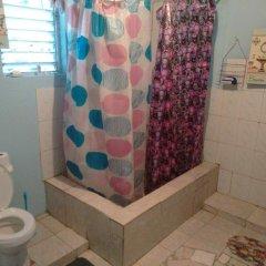 IRIE Vibez hostel Порт Антонио ванная