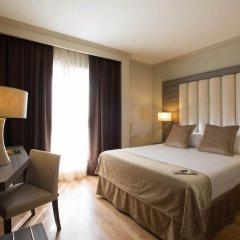 Sercotel Gran Hotel Luna de Granada 4* Стандартный номер с двуспальной кроватью