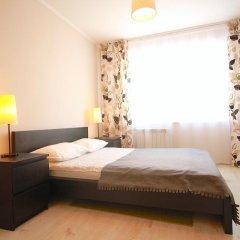 Апартаменты Alpha Apartments Krasniy Put' Омск комната для гостей фото 4