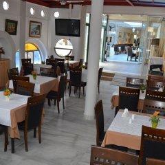 Отель Philoxenia Spa Hotel Греция, Пефкохори - отзывы, цены и фото номеров - забронировать отель Philoxenia Spa Hotel онлайн питание фото 3