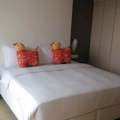 Отель Citadines Central Xi'an Студия с различными типами кроватей фото 15