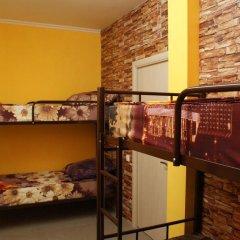 Хостел Кутузова 30 Кровать в мужском общем номере с двухъярусной кроватью фото 13